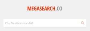 mega search ricerca