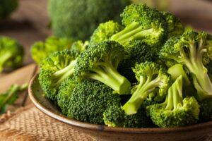 Broccoli benefici